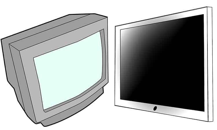 How-Much-Does-a-TV-Weigh-(Now-&-in-History)