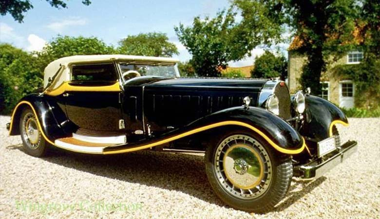Bugatti-Royale-Kellner