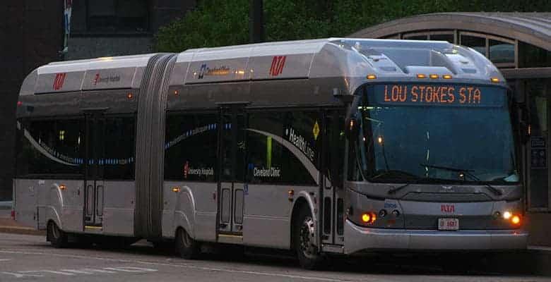 GCRTA_New_Flyer_DE60LF-BRT