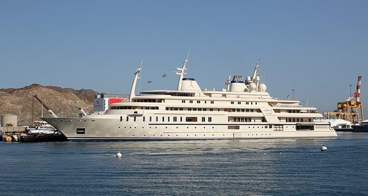 list-of-heaviest-yachts-al-said