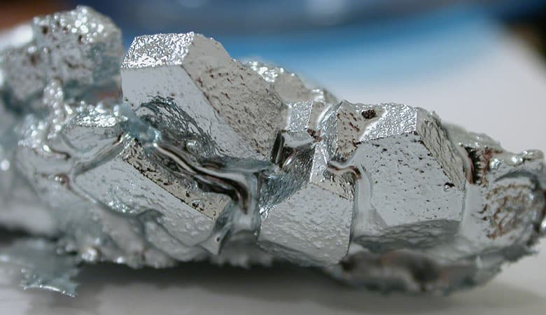 List Of The 10 Heaviest Metals Density And Atomic Weight Weight Of Stuff