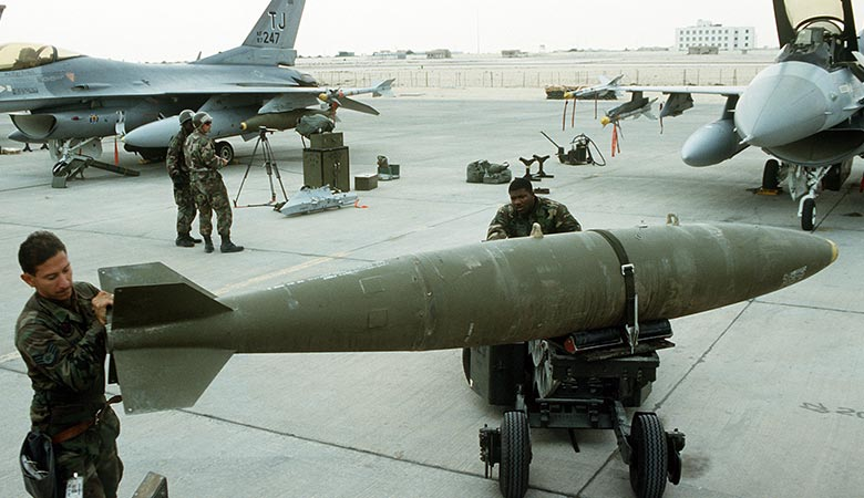 The Mark 84 Bomb