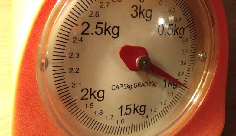 Things That Weigh One Kilogram