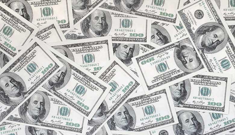 US-Dollar-bills-weight