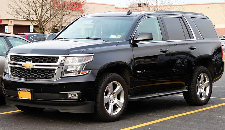 Chevrolet-Tahoe-heavy-SUV
