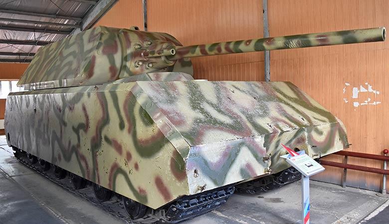 German-Panzer-VIII-weight