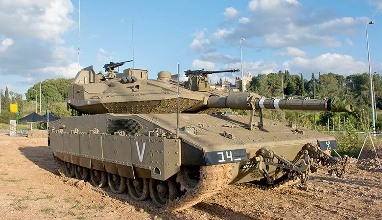 Merkava-Mk.4-tank-weight
