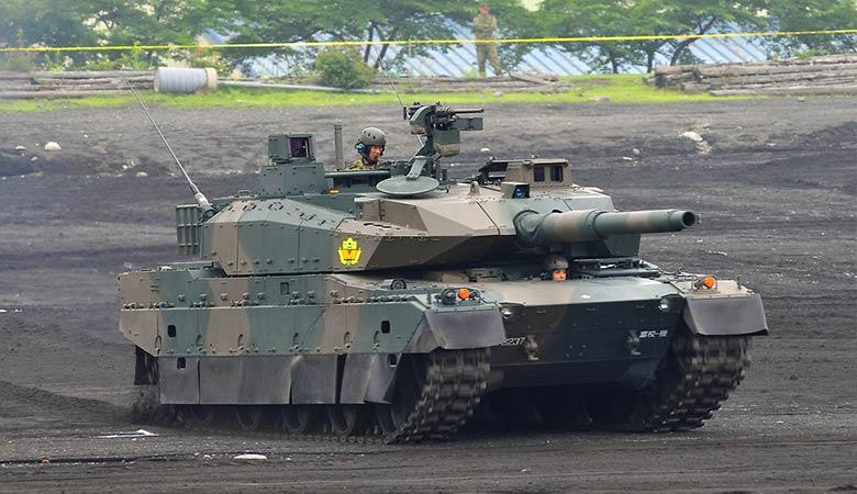 Type-10-tank-weight