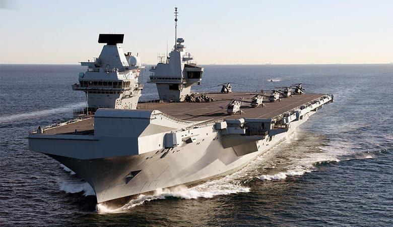 HMS-Queen-Elizabeth-heavy-warship