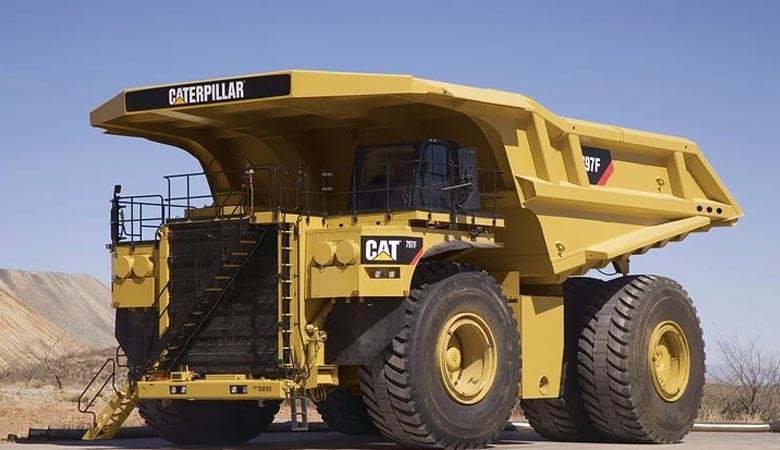 Caterpillar-797F-weight
