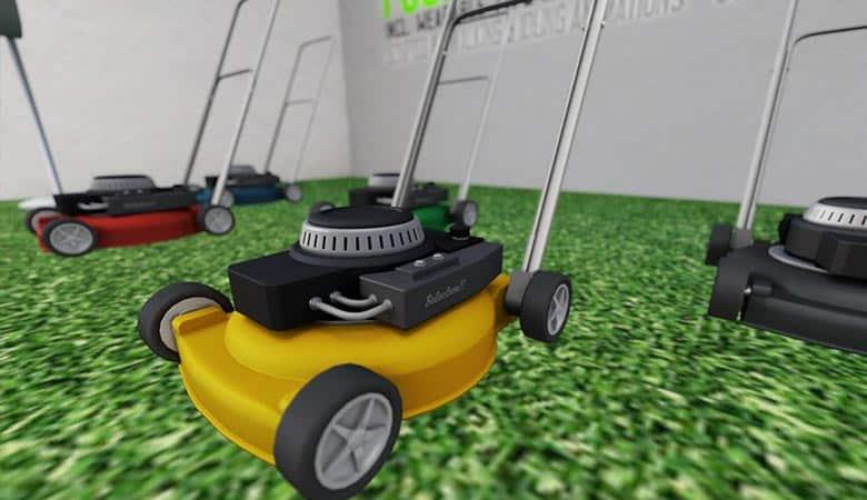 Push-lawn-mower-20-pounds