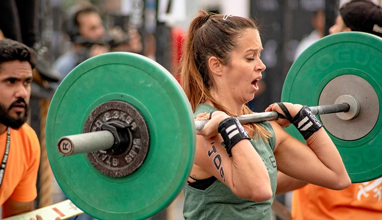 Women's-Olympic-barbell-weight