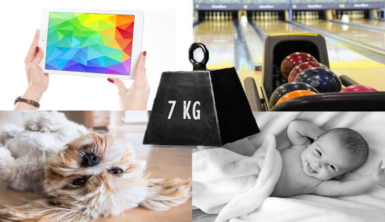 common-things-that-weigh-7-kilograms