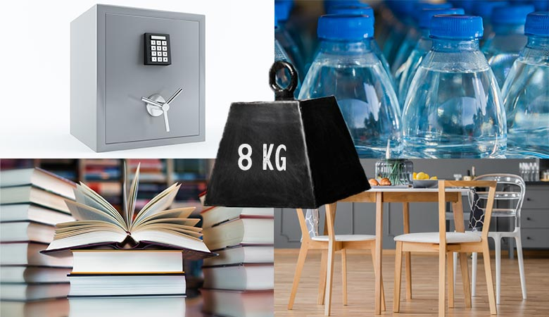 household-items-that-weigh-8-kilograms