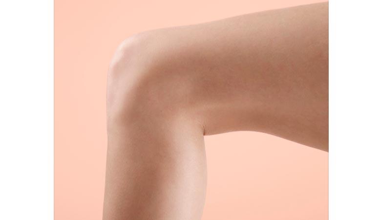 an-average-human-leg-40-pounds