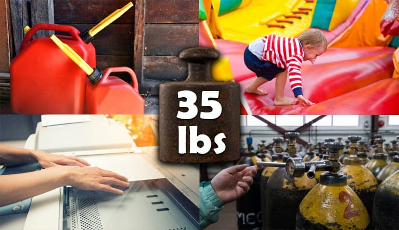 items-that-weigh-about-35-pounds
