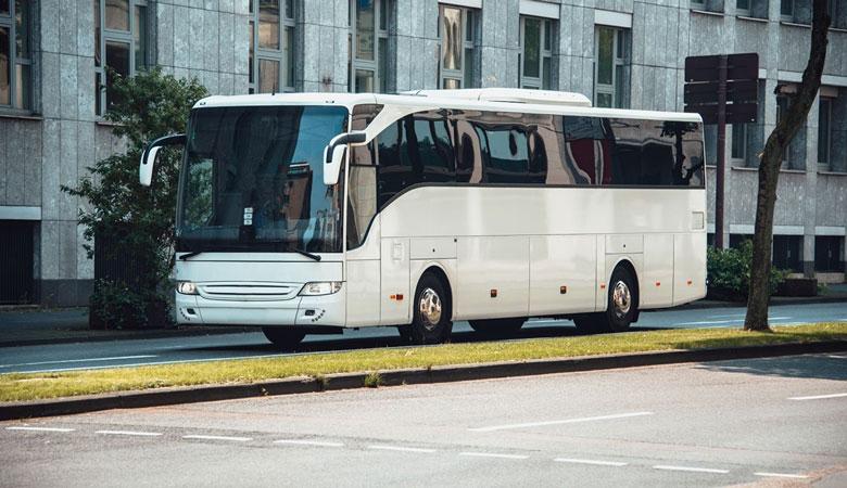 coach bus 20 tons