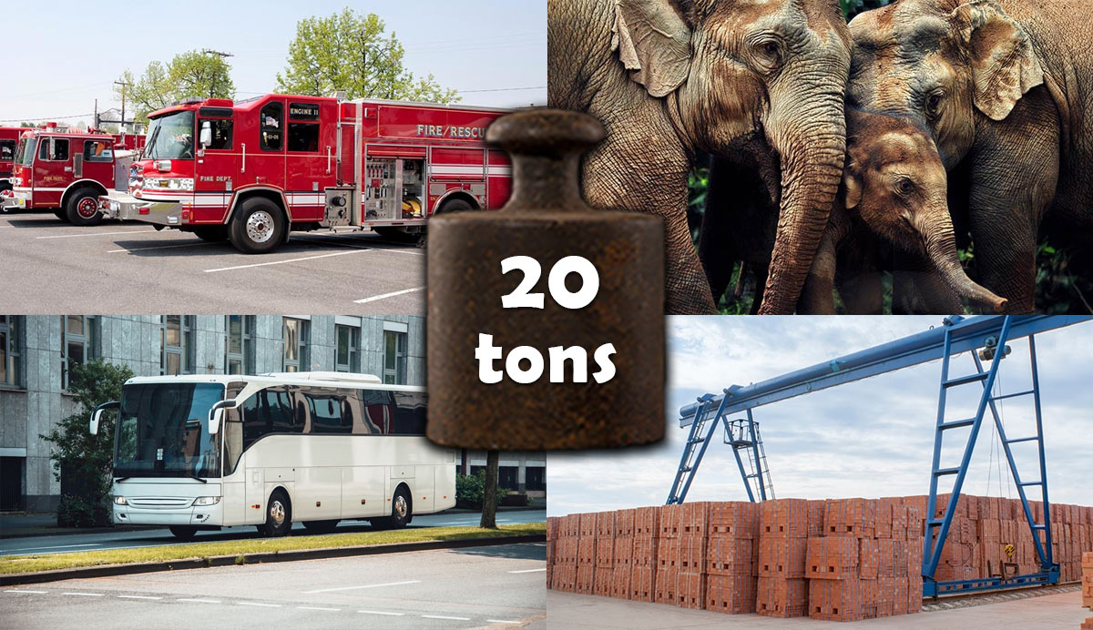 things-that-weigh-20-tons