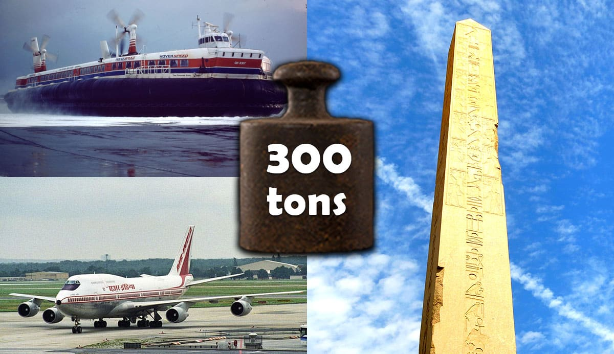 things-that-weigh-300-tons
