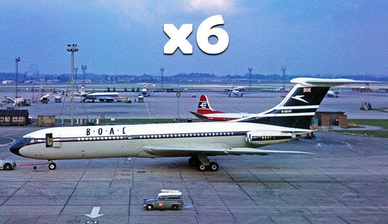 six-Vickers-VC10-900-tons