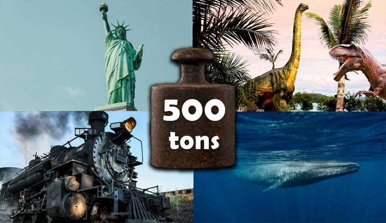 things-that-weigh-500-tons