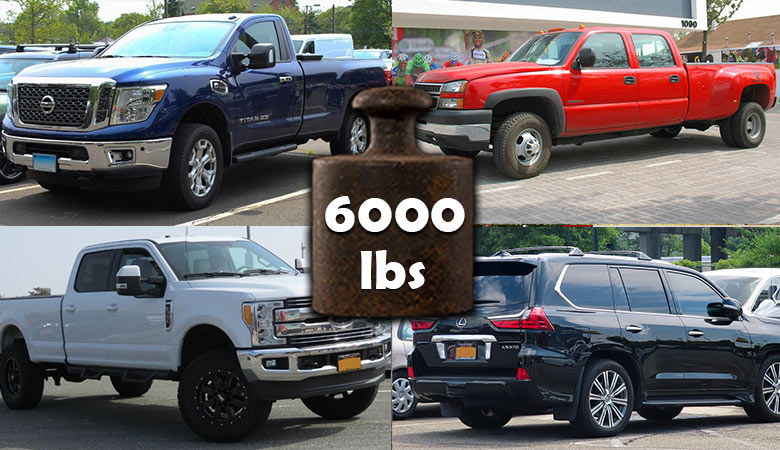 vehicles-that-weigh-6000-lbs